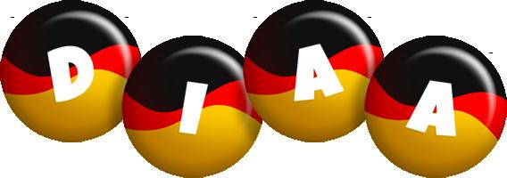 Diaa german logo