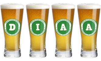 Diaa lager logo