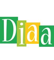 Diaa lemonade logo