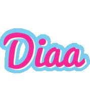 Diaa popstar logo