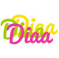 Diaa sweets logo