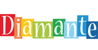 Diamante colors logo
