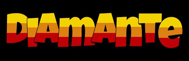 Diamante jungle logo