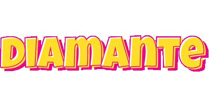 Diamante kaboom logo