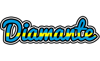 Diamante sweden logo