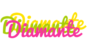 Diamante sweets logo