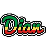 Dian african logo