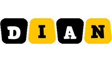 Dian boots logo