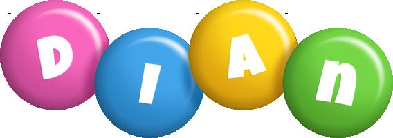 Dian candy logo