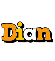 Dian cartoon logo