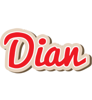 Dian chocolate logo