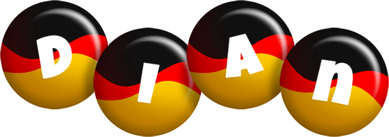 Dian german logo