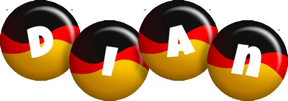 Dian german logo