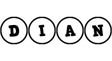 Dian handy logo