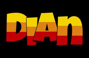 Dian jungle logo