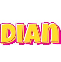 Dian kaboom logo