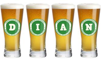 Dian lager logo