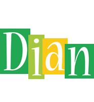 Dian lemonade logo