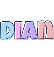 Dian pastel logo
