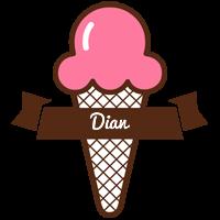 Dian premium logo