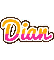 Dian smoothie logo