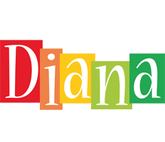 Diana colors logo