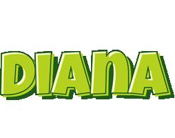 Diana summer logo