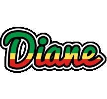 Diane african logo