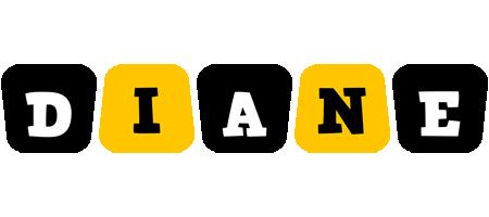 Diane boots logo