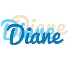 Diane breeze logo