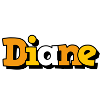 Diane cartoon logo