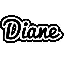 Diane chess logo