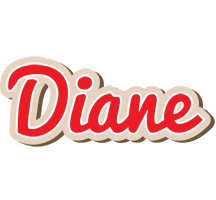 Diane chocolate logo