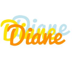 Diane energy logo