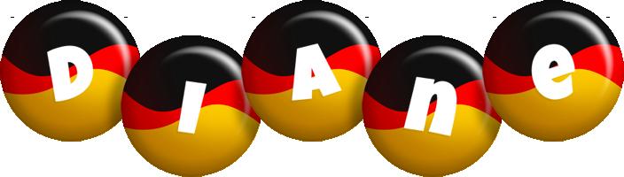 Diane german logo