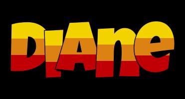 Diane jungle logo