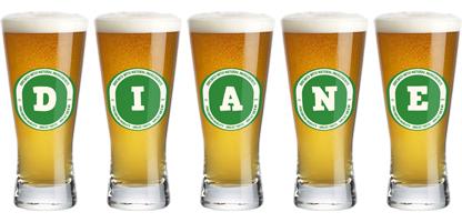 Diane lager logo