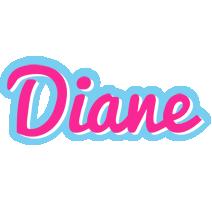 Diane popstar logo