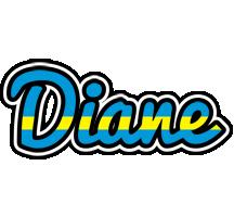 Diane sweden logo
