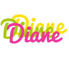 Diane sweets logo