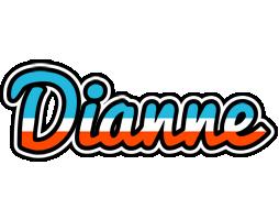 Dianne america logo