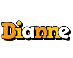 Dianne cartoon logo