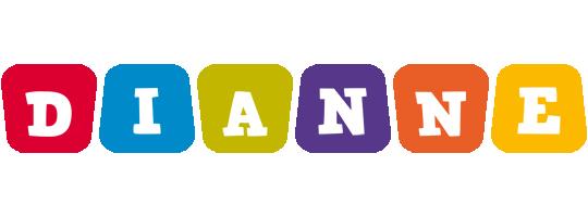 Dianne daycare logo