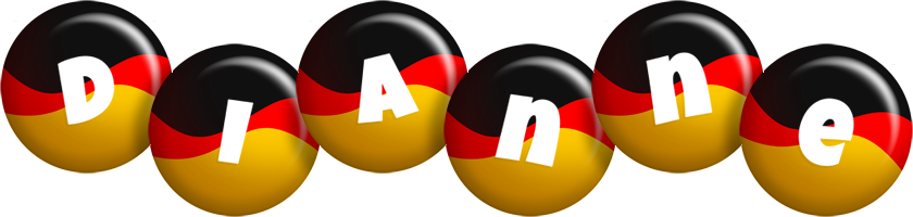 Dianne german logo