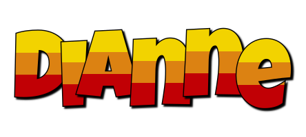 Dianne jungle logo