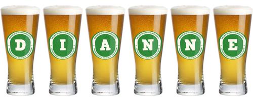 Dianne lager logo