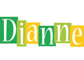 Dianne lemonade logo