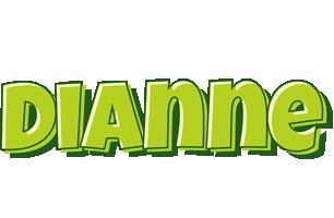 Dianne summer logo