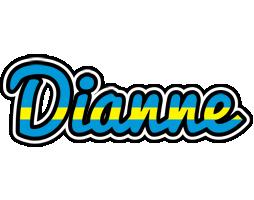 Dianne sweden logo