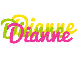 Dianne sweets logo